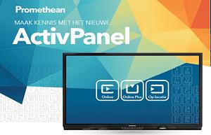 Promethean ActivPanel - digitale schoolborden
