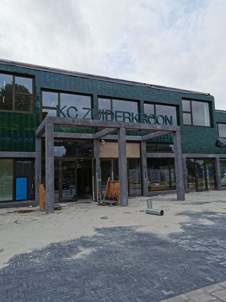 KC Zuiderhoorn Digiborden 3