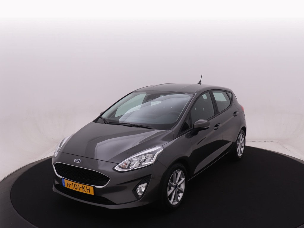 Ford Fiesta 1.0 95PK EcoBoost Connected 5drs | LM VELGEN | APPLE CARPLAY | CRUISE CONTROL |