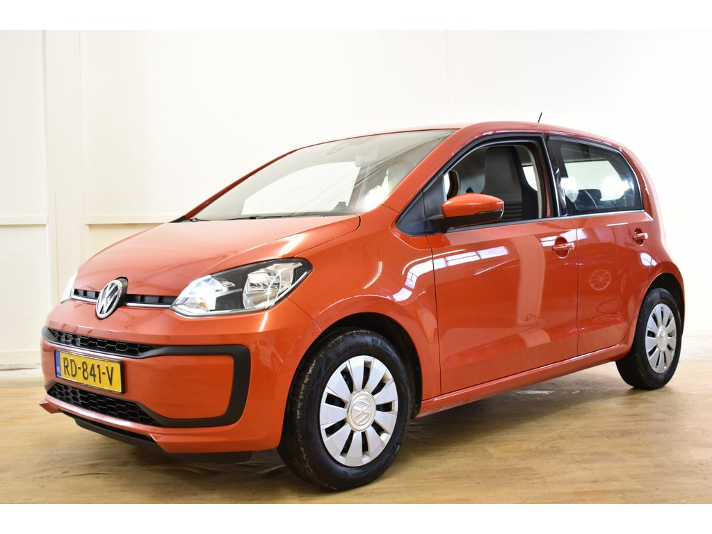 Volkswagen Up! 1.0 BMT MOVE UP! EXECUTIVE AIRCO/AUDIO/BLUETOOTH