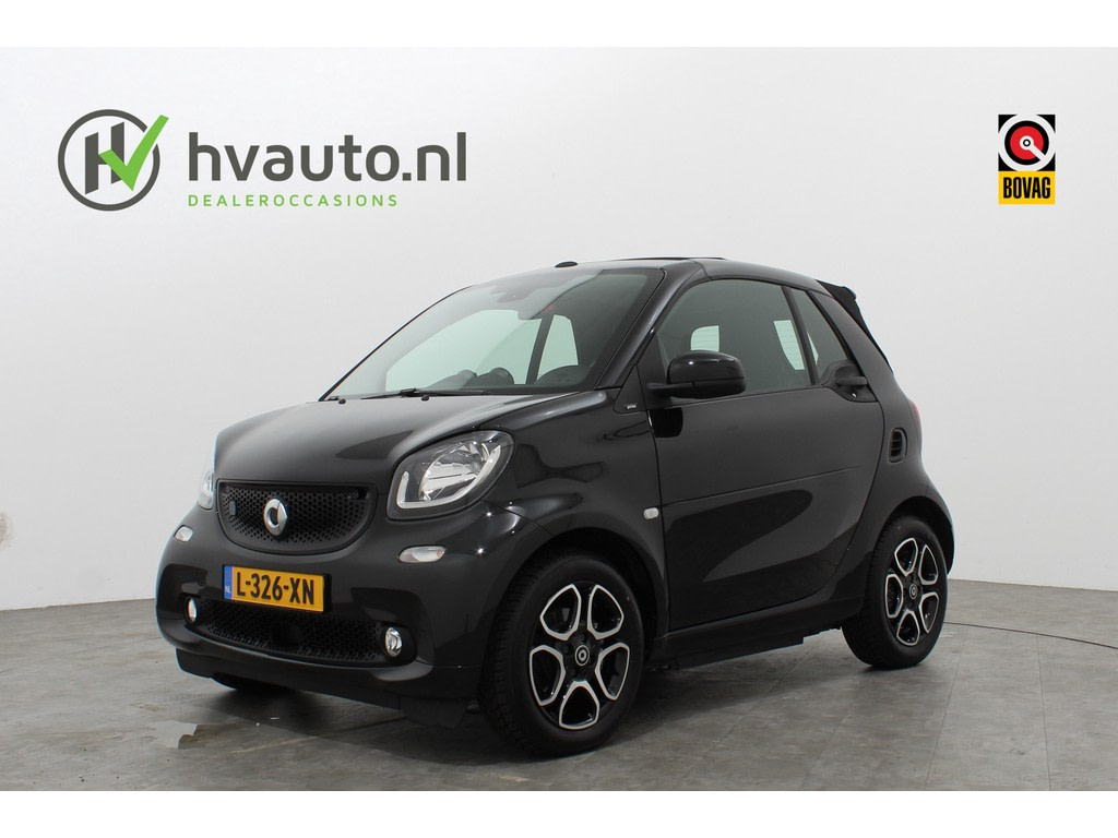 Smart Fortwo Cabrio ELECTRIC DRIVE PRIME EXCL. BTW   Eur. 15.609,- incl.