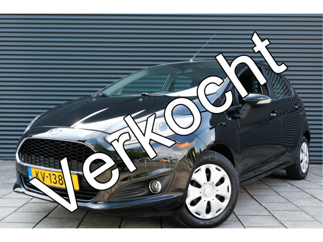 Ford Fiesta 1.5 TDCi Style Ultimate LE.   Airco   Cruise   Navi  
