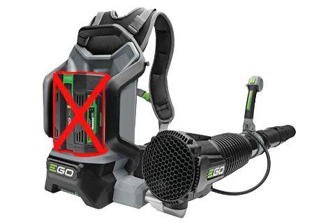 EGO rugbladblazer LB6000E dick norg